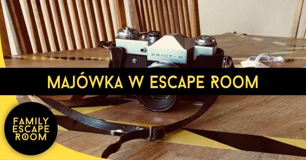 W majówkę zapraszamy do Family Escape Room. Zbierz drużynę i weź udział w niezwykłej przygodzie rozwiązując zagadki i odkrywając tajemnice naszego escape room. Escape room dostępny będzie dla klientów indywidualnych Family Park w dniach 30.04.2018-6.05.2018