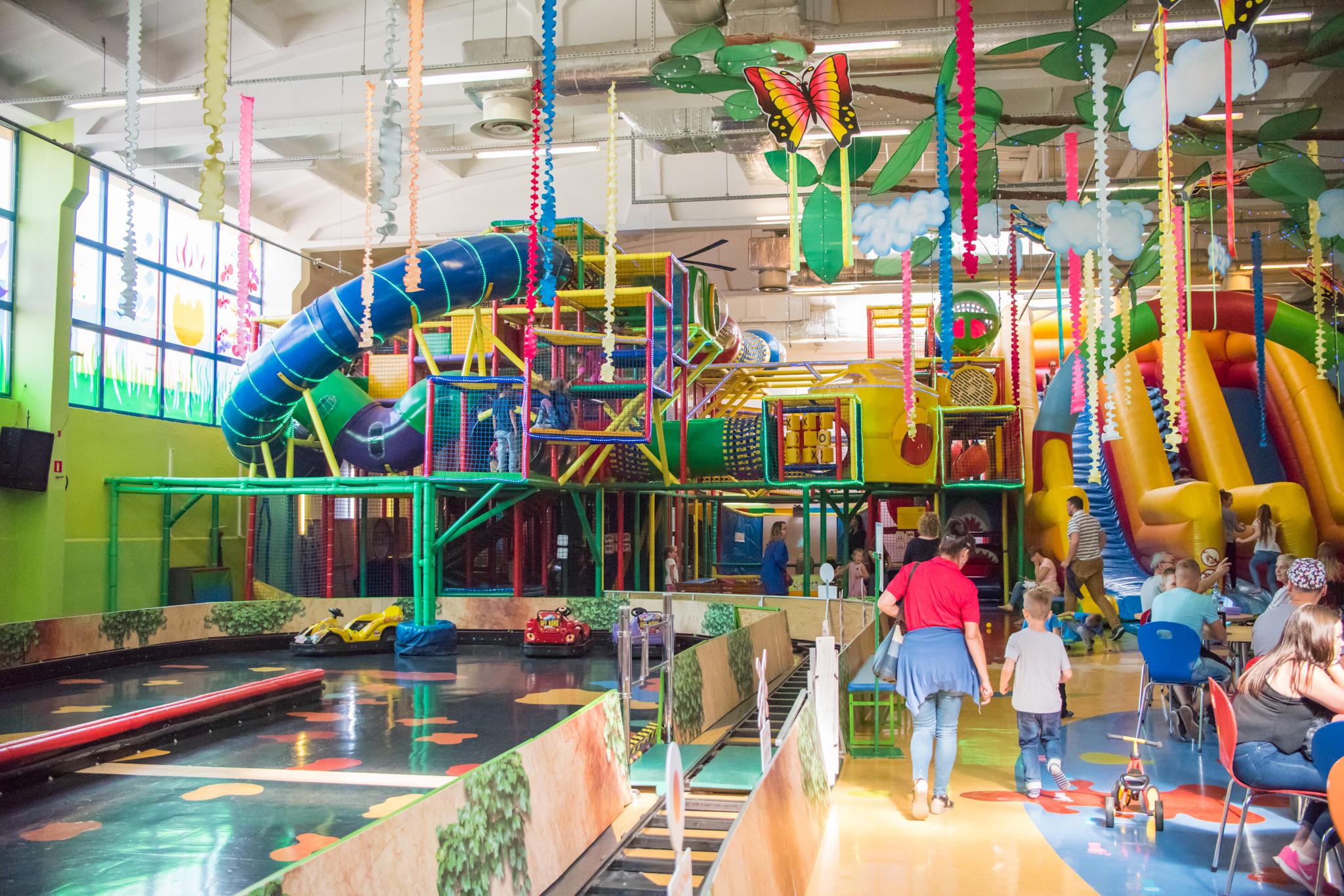 Bardzo dobry Family Park Bydgoszcz - Sala zabaw, atrakcje dla dzieci, urodziny DP67